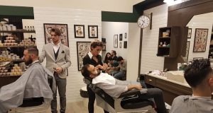 Barber shop unisex milano
